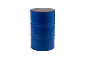 Photograph of Oil Barrel Blue