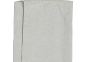 Photograph of Napkin Light Grey Linen Look – 35cmSQ