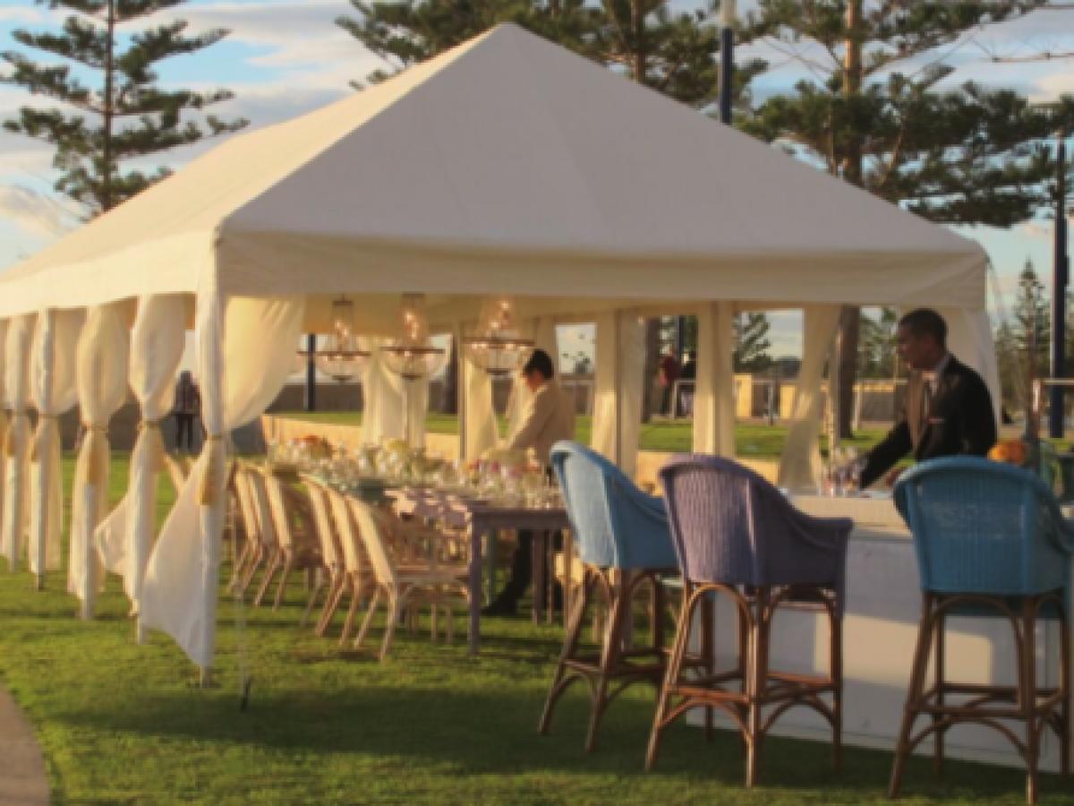 Divyana Luxury Canopy – 4m x 12m