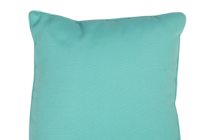 Photograph of Aqua Cushion