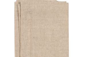 Photograph of Napkin Natural Linen Look – 35cmSQ