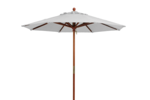 Photograph of Market Umbrella White