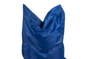 Photograph of Bean Bag Large – Blue – 180cm x 140cm x 25cm
