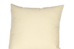 Photograph of Cream Nylon Cushion – 50cmSQ