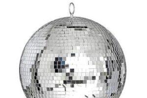 Photograph of Disco Ball
