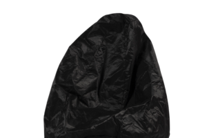 Photograph of Bean Bag Small – Black – 80cm x 100cm