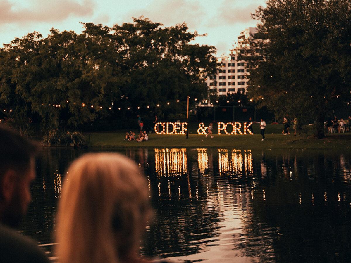 Cider & Pork Festival