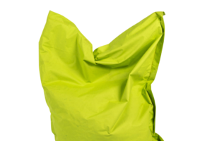 Photograph of Bean Bag Large - Lime Green