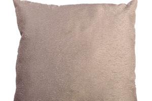 Photograph of Mushroom Satin Textured Cushion