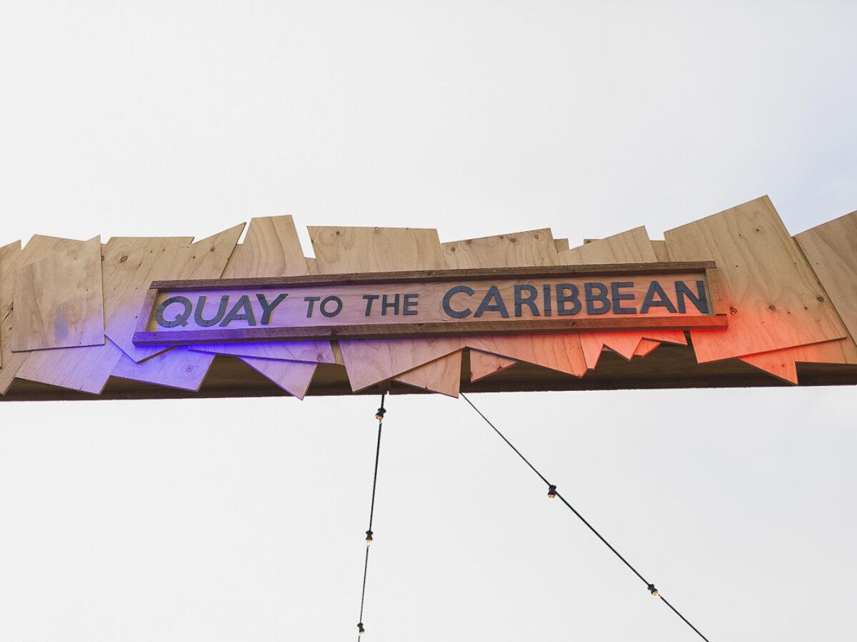 Quay to Caribbean at Elizabeth Quay