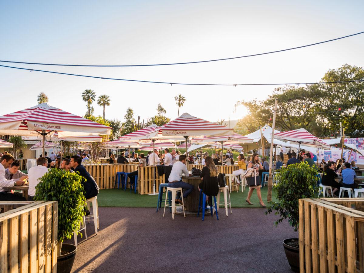 Kartel Bar at Elizabeth Quay