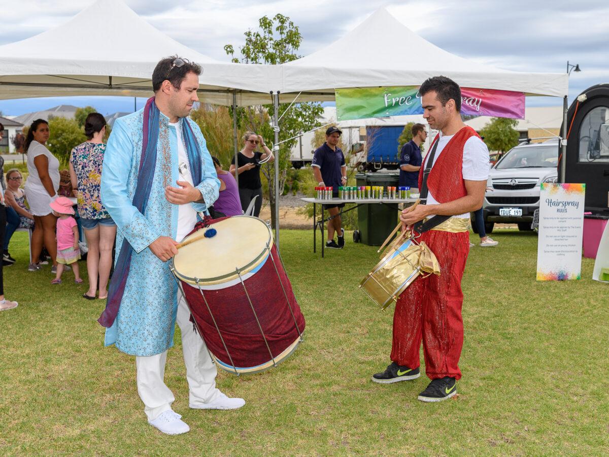Stockland Holi Festival
