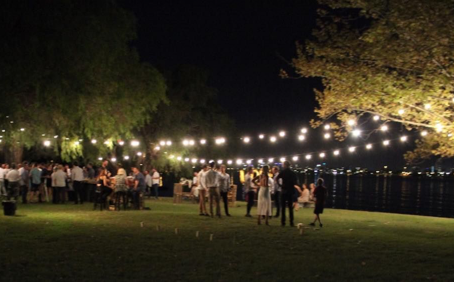 Matilda Bay Foreshore Engagement Party