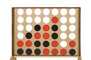 Photograph of Giant Connect Four
