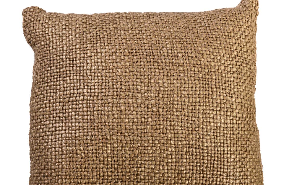 Gold_Knitted_Cushion_-_43cmSQ