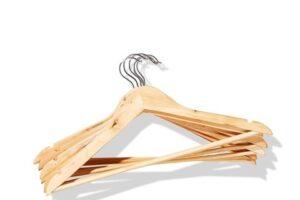 Photograph of Coat Hanger Wooden