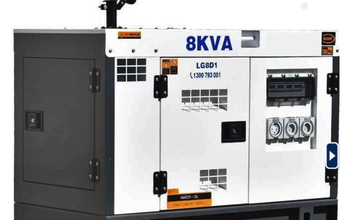 Generator__Diesel__-_8kVA_240V