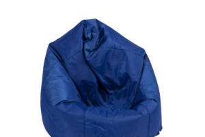 Photograph of Bean Bag Small – Blue – 80cm x 100cm