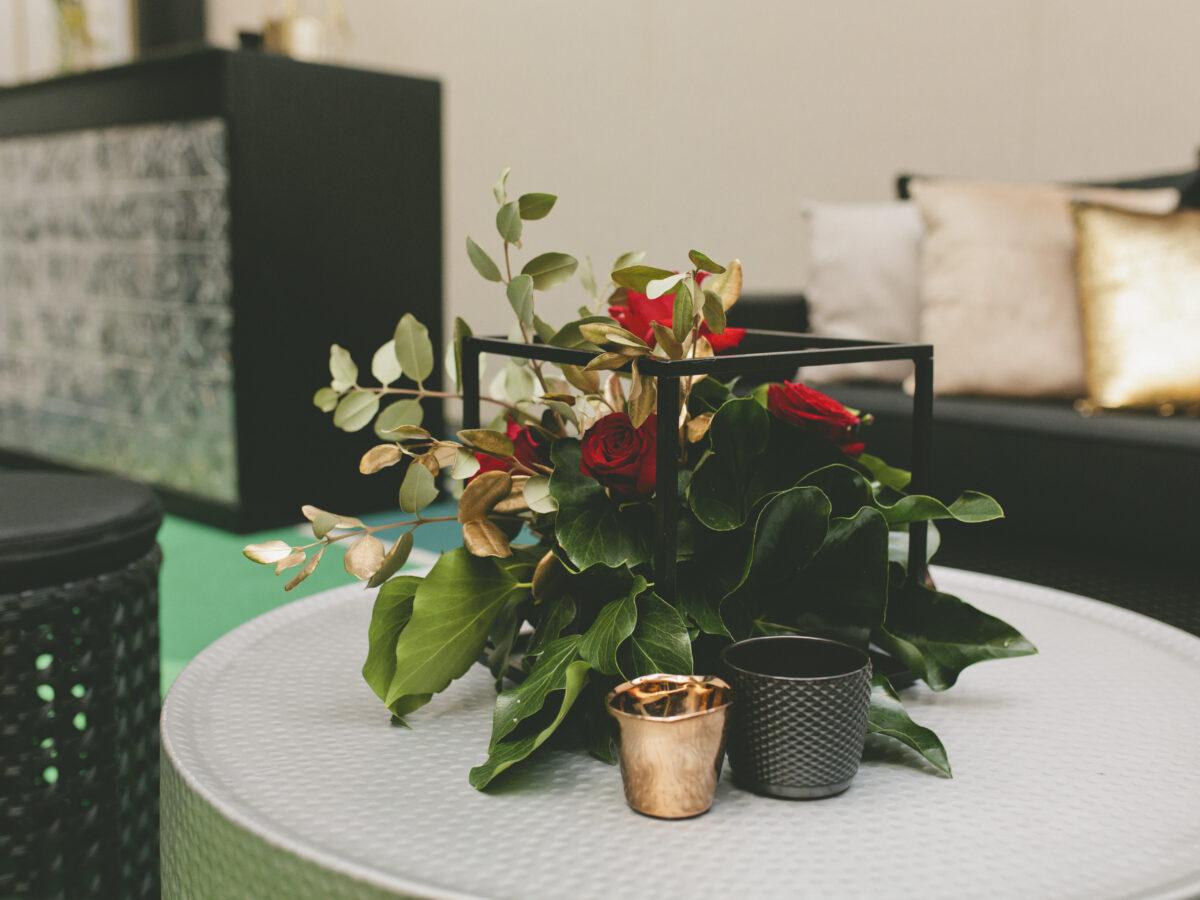 Custom Table Centrepiece