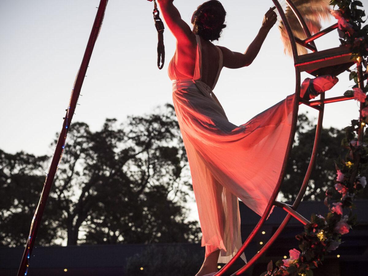 Circus Burlesque Entertainment